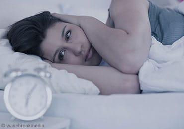 Schlafstörungen in der Nacht