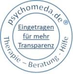 Geprüfter Eintrag- Psychotherapie